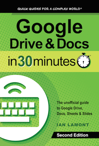 Google Drive In 30 Minutes